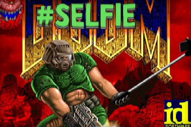 palo selfie en doom