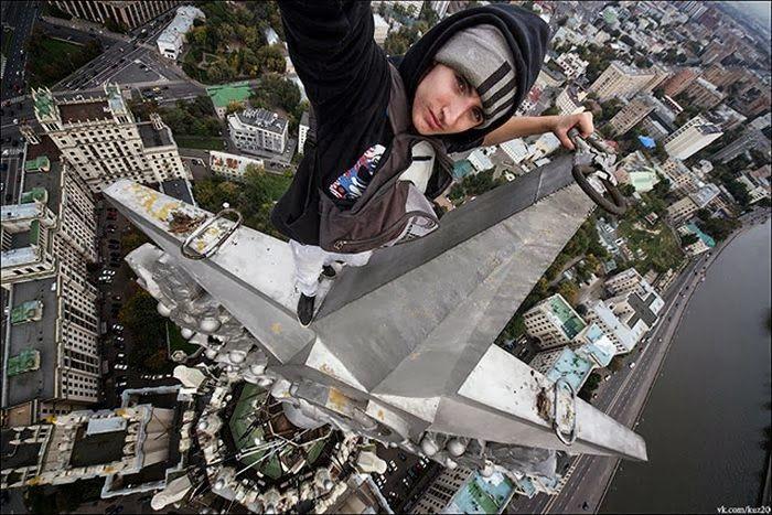 selfie-torre