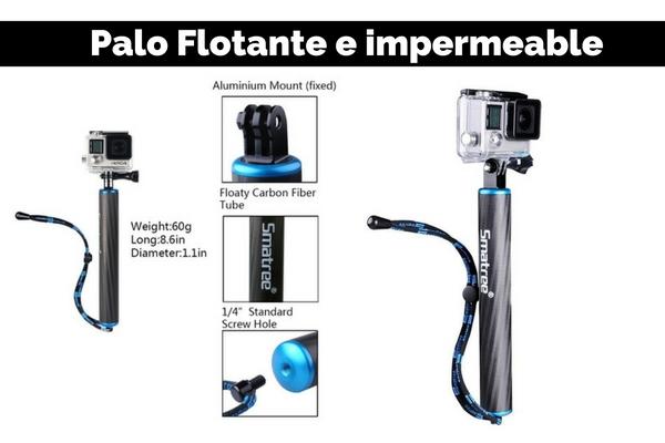 palo-gopro-flotante-impermeable